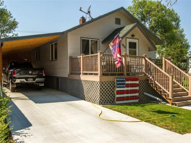 811 1st Street E, Roundup, MT 59072 (MLS #288611) :: Realty Billings