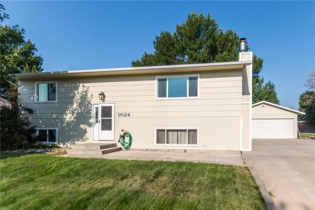 1024 8th Avenue, Laurel, MT 59044 (MLS #288627) :: Search Billings Real Estate Group