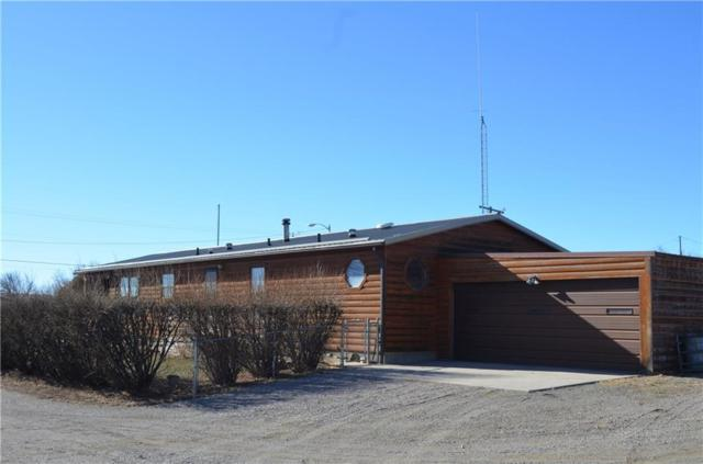 406 Second Street NW, Harlowton, MT 59036 (MLS #288633) :: Realty Billings
