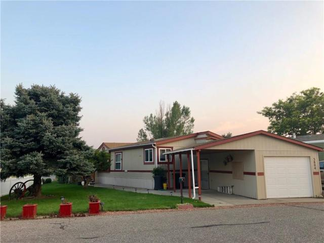 3804 S Tanager Lane, Billings, MT 59102 (MLS #288647) :: Search Billings Real Estate Group