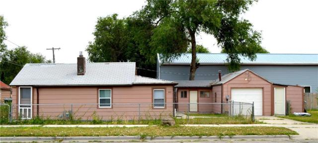 601 S 33rd St., Billings, MT 59101 (MLS #288740) :: Realty Billings