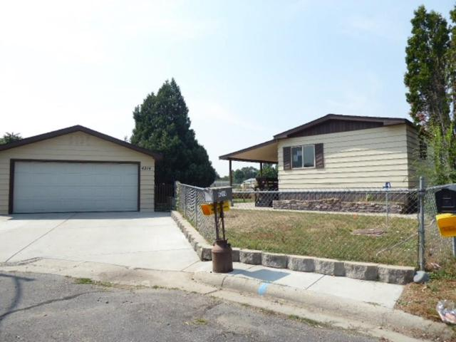 4214 Carlton Avenue SW, Billings, MT 59101 (MLS #288787) :: Realty Billings