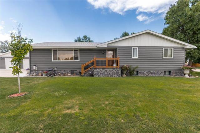 12 Sage, Fromberg, MT 59029 (MLS #288837) :: Realty Billings
