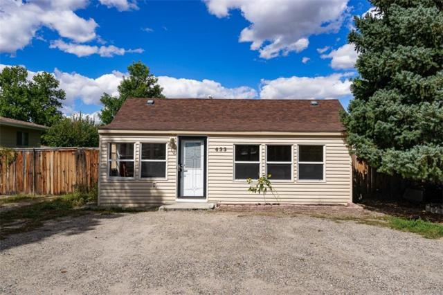 433 Judith Lane, Billings, MT 59105 (MLS #288894) :: Realty Billings
