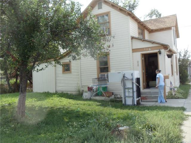 116 2nd Avenue E, Roundup, MT 59072 (MLS #288936) :: Realty Billings