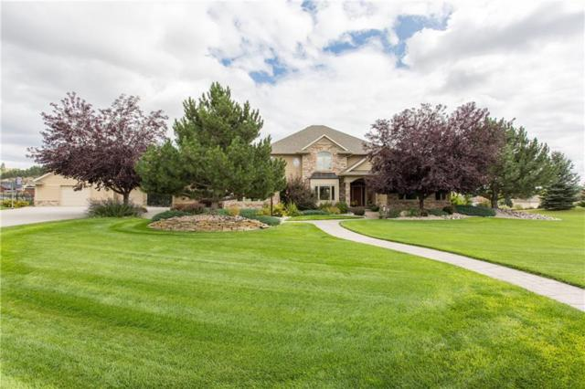 4225 Cedarwood Lane, Billings, MT 59106 (MLS #288954) :: The Ashley Delp Team