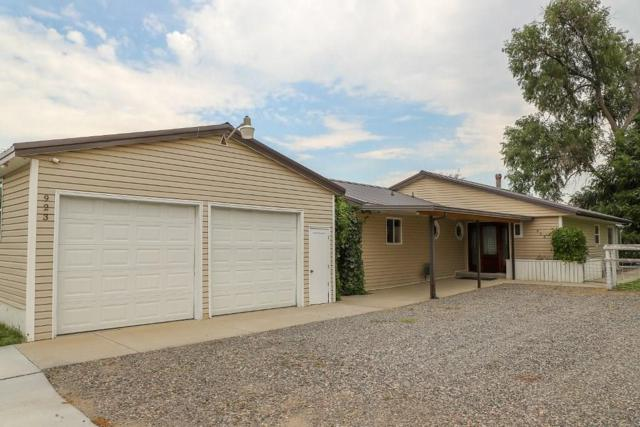 923 Bench Blvd, Billings, MT 59105 (MLS #288971) :: Search Billings Real Estate Group