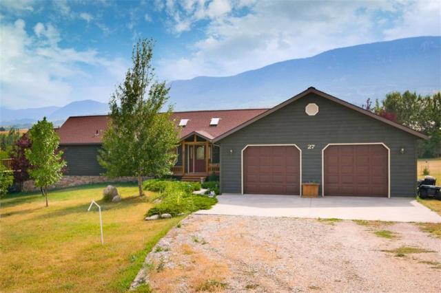 27 Beavertail Road, Red Lodge, MT 59068 (MLS #289049) :: Realty Billings
