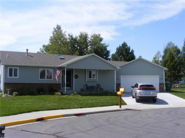 3762 Mammoth Cave Dr, Billings, MT 59102 (MLS #289061) :: The Ashley Delp Team