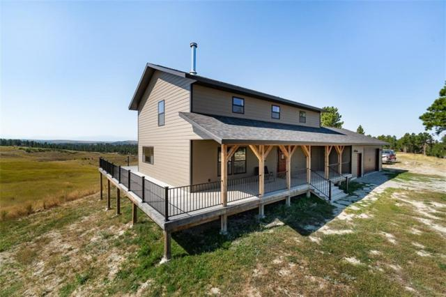130 North Fork Eagle Mountain Road, Columbus, MT 59019 (MLS #289131) :: Realty Billings