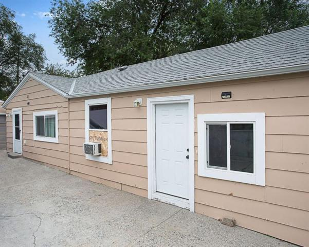 808 N 15th Street, Billings, MT 59101 (MLS #289262) :: Realty Billings