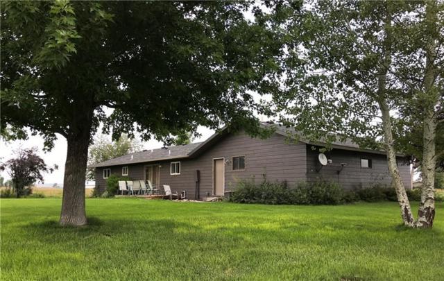 54 Sportsman Park Road, Laurel, MT 59063 (MLS #289277) :: Realty Billings