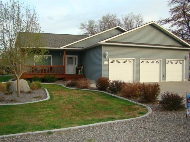 132 Peritse, Huntley, MT 59037 (MLS #289283) :: Search Billings Real Estate Group