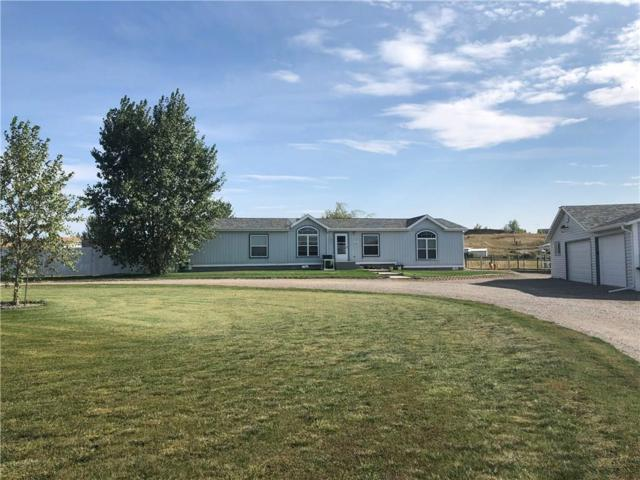 770 8th Street S, Huntley, MT 59037 (MLS #289286) :: Realty Billings