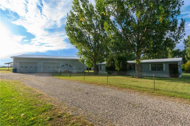2836 N 17th Road, Worden, MT 59088 (MLS #289347) :: Realty Billings