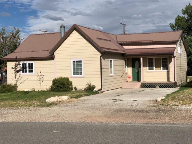 820 Bonner Avenue N, Red Lodge, MT 59068 (MLS #289369) :: The Ashley Delp Team
