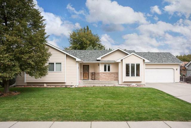 3077 Avenue D, Billings, MT 59102 (MLS #289396) :: Realty Billings