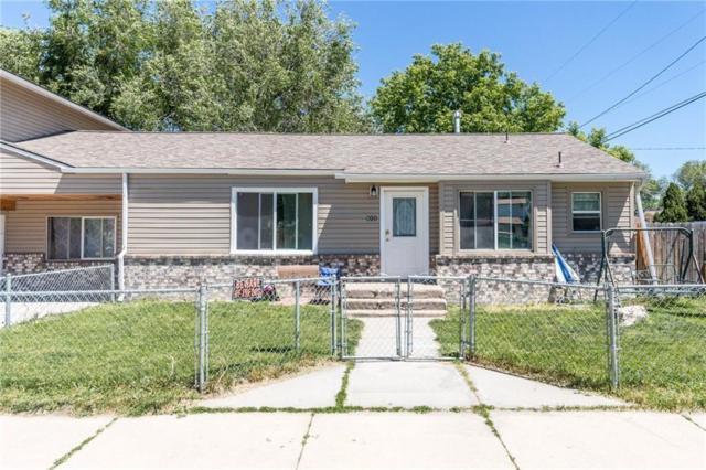 511 11th Street W, Billings, MT 59102 (MLS #289412) :: Realty Billings