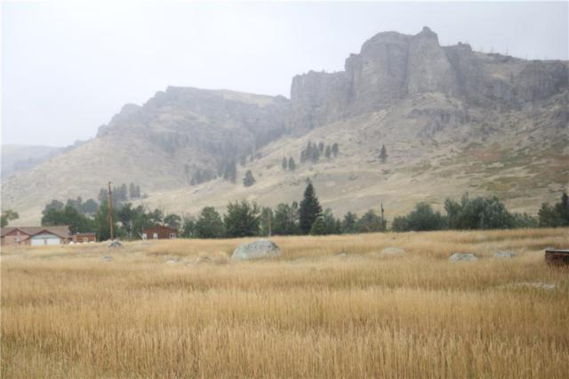 16 Midnight Canyon Road, Absarokee, MT 59001 (MLS #289457) :: The Ashley Delp Team