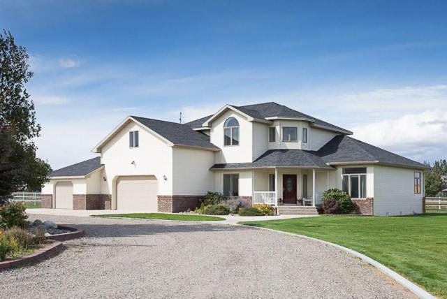 36 Yellowstone Bluffs, Park City, MT 59063 (MLS #289515) :: Realty Billings