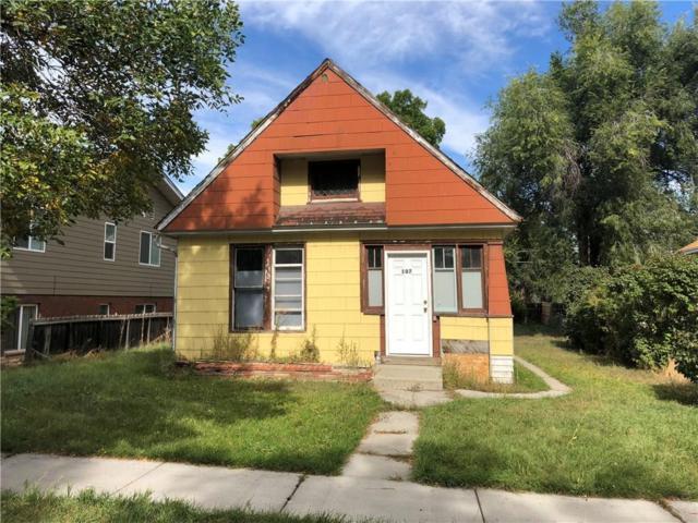 107 Custer Ave, Billings, MT 59101 (MLS #289522) :: Realty Billings
