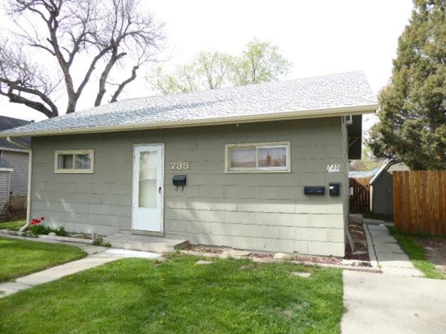 735 Custer Avenue, Billings, MT 59101 (MLS #289643) :: Realty Billings