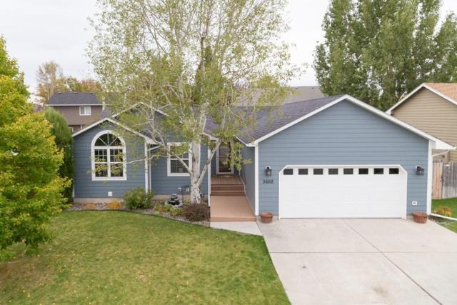 3668 Jasper Park Drive, Billings, MT 59102 (MLS #289704) :: Realty Billings