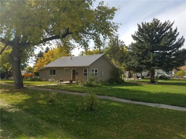 22 2nd Avenue, Fromberg, MT 59029 (MLS #289729) :: Realty Billings