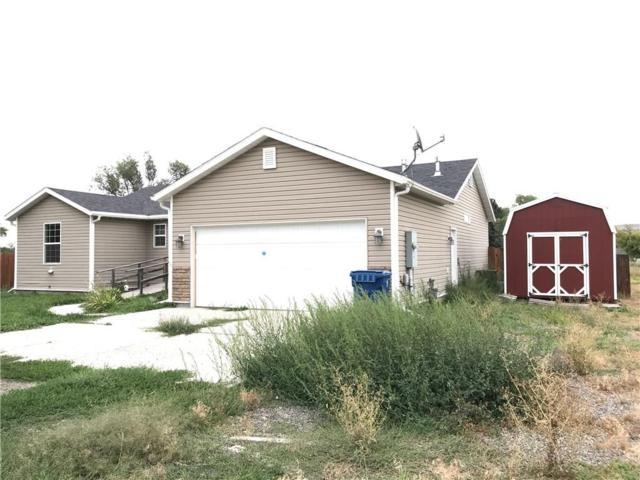 405 South 2nd Street, Bridger, MT 59014 (MLS #289732) :: Search Billings Real Estate Group