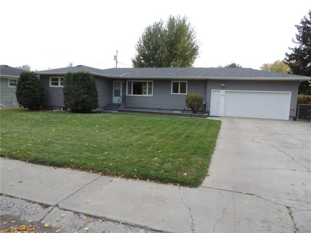 2708 Custer Avenue, Billings, MT 50102 (MLS #289777) :: Realty Billings