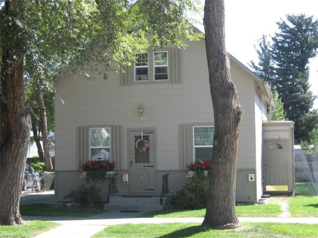 317 6th St W, Billings, MT 59101 (MLS #289852) :: Realty Billings
