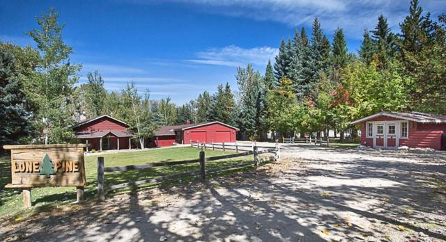 715 Holly Valley Ln, Red Lodge, MT 59068 (MLS #290944) :: The Ashley Delp Team