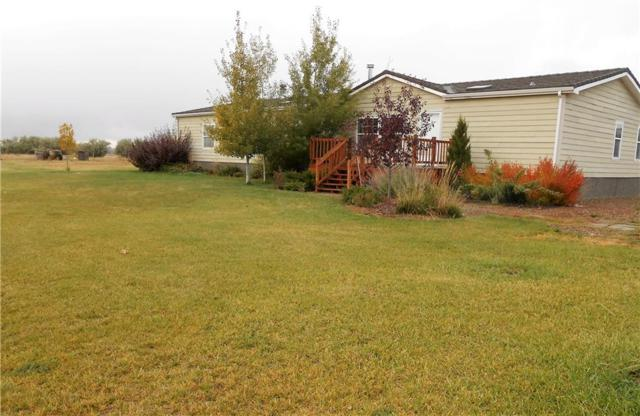 227 Valley Frontage Rd, Hysham, MT 59038 (MLS #291019) :: Realty Billings