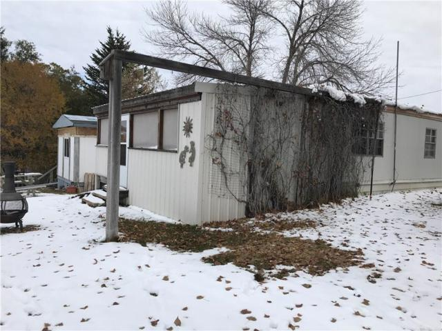 28 Cooney Trailer Park Lane, Roberts, MT 59070 (MLS #291025) :: Search Billings Real Estate Group