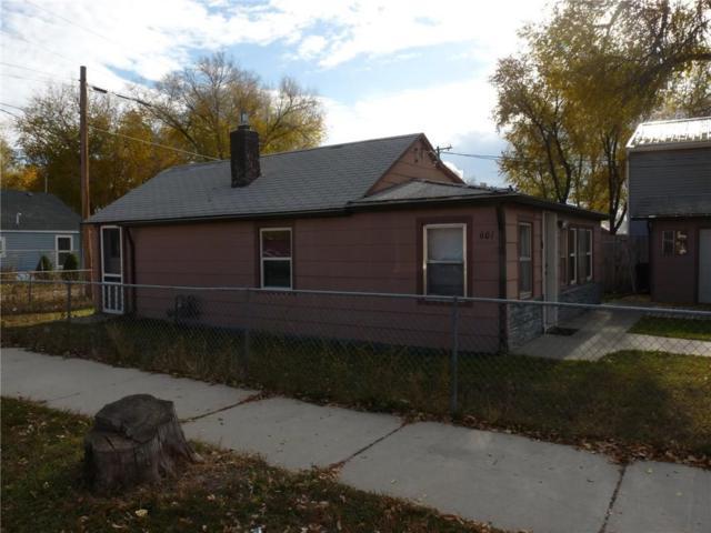 601 S 33RD Street, Billings, MT 59101 (MLS #291036) :: Search Billings Real Estate Group