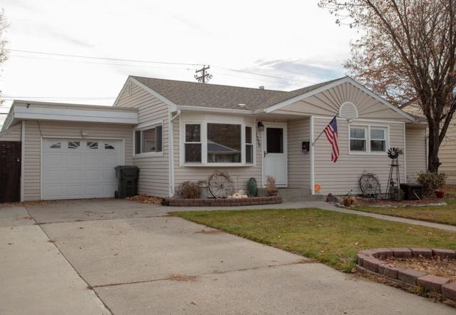 1336 Eldorado Drive, Billings, MT 59102 (MLS #291101) :: Realty Billings