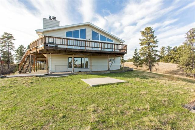 23 Emerald Hills Dr, Billings, MT 59101 (MLS #291110) :: Realty Billings