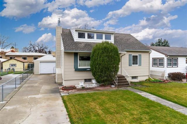 1314 Avenue E, Billings, MT 59102 (MLS #291143) :: Realty Billings