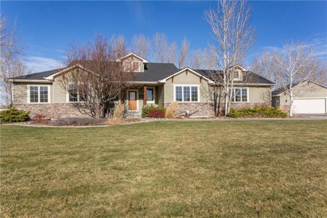 5033 Woodvine Circle, Billings, MT 59106 (MLS #291237) :: Realty Billings