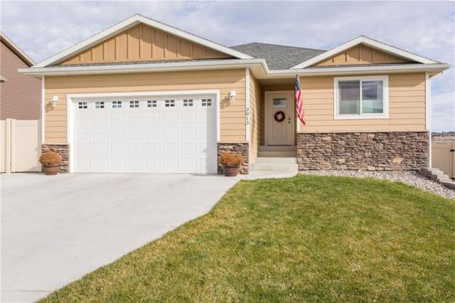 3013 Western Bluffs Blvd, Billings, MT 59106 (MLS #291329) :: Realty Billings