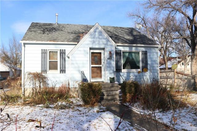603 Miles Avenue, Billings, MT 59101 (MLS #291347) :: Realty Billings