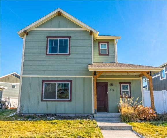 1723 Lone Pine Drive, Billings, MT 59101 (MLS #291380) :: Realty Billings