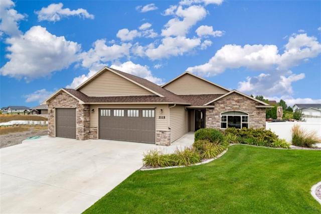 2115 Lake Hills Drive, Billings, MT 59105 (MLS #291385) :: Search Billings Real Estate Group