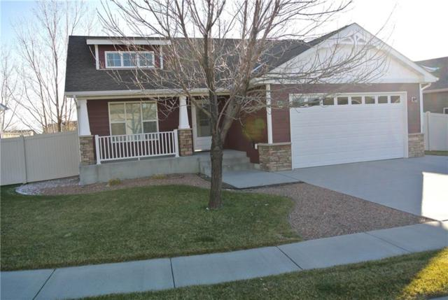 3009 E Copper Ridge Loop, Billings, MT 59106 (MLS #291393) :: The Ashley Delp Team