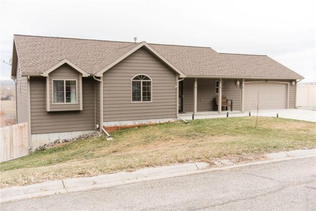 850 Edgehill Vista Rd, Billings, MT 59101 (MLS #291446) :: Realty Billings