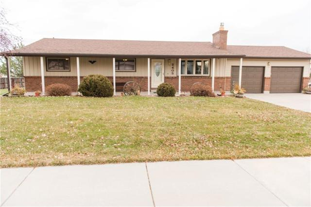 2405 Interlachen Drive, Billings, MT 59105 (MLS #291450) :: Search Billings Real Estate Group
