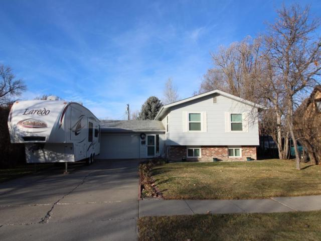 408 N Cody Avenue, Hardin, MT 59034 (MLS #291467) :: The Ashley Delp Team