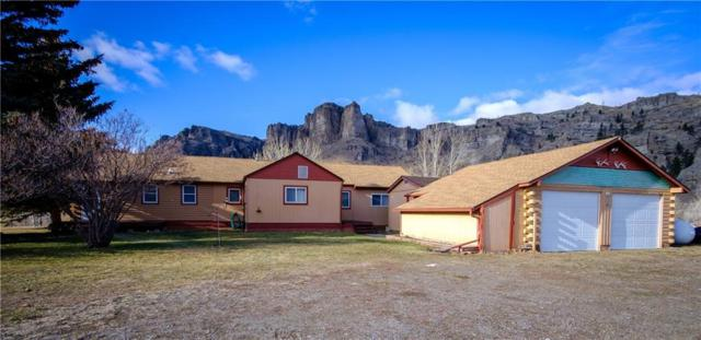 28 Lower Midnight Canyon, Nye, MT 59061 (MLS #291499) :: Realty Billings