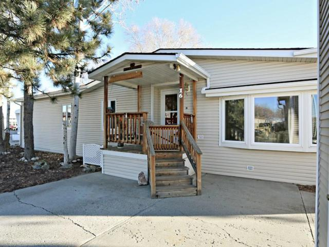 16 Goldust Drive, Billings, MT 59102 (MLS #291533) :: Realty Billings