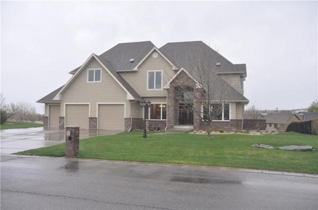 3968 Woodcreek Drive, Billings, MT 59106 (MLS #291544) :: Realty Billings